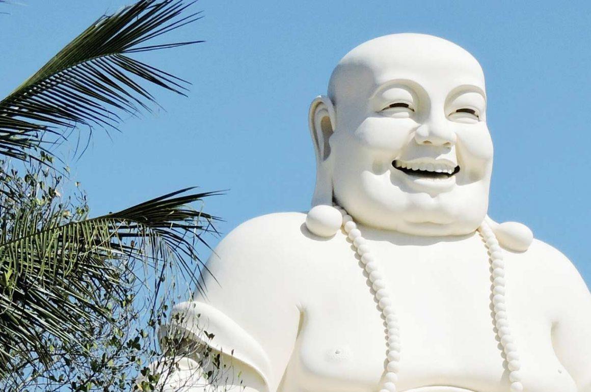 Meditieren macht glücklich